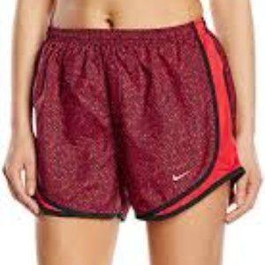 Nike Meteor Tempo Printed Running Shorts S…